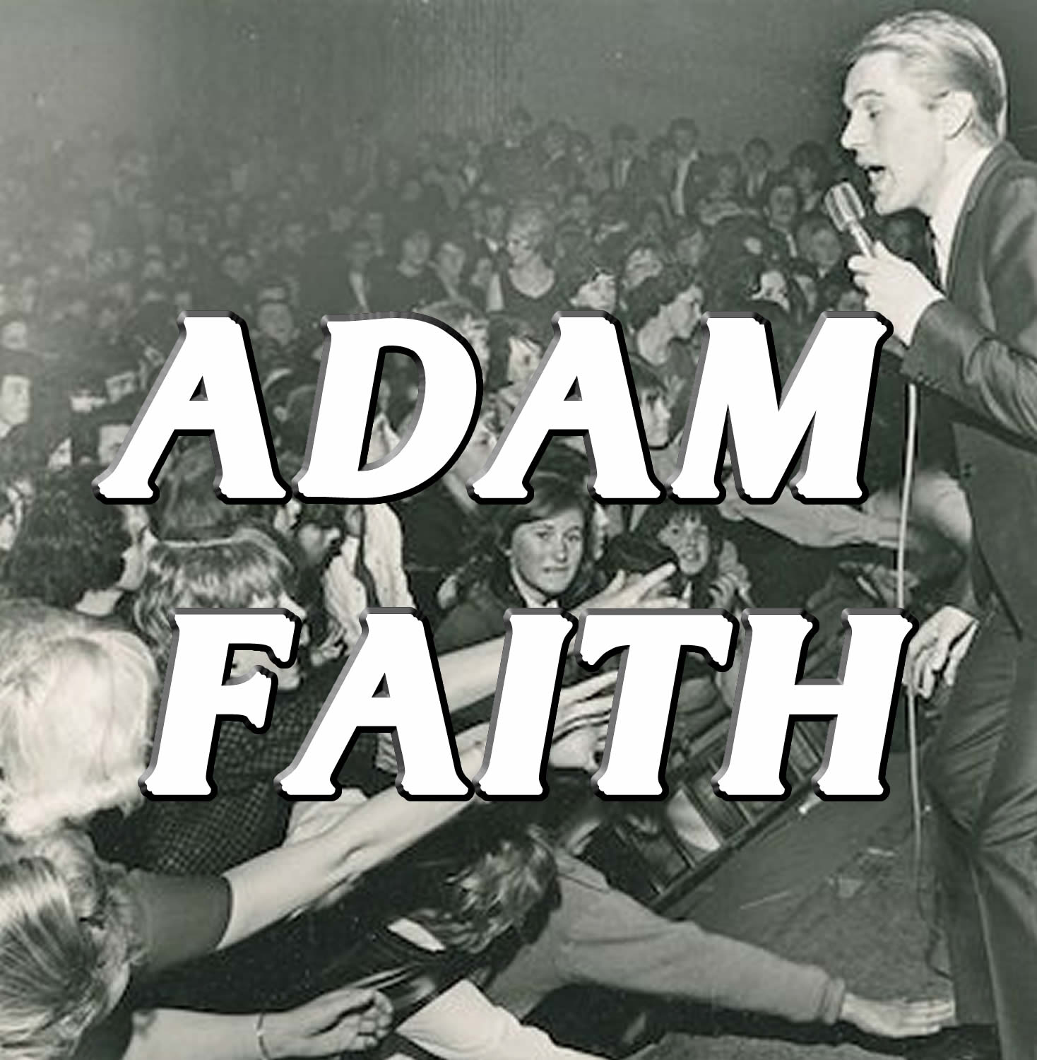 Vocal-Star Adam Faith Hits