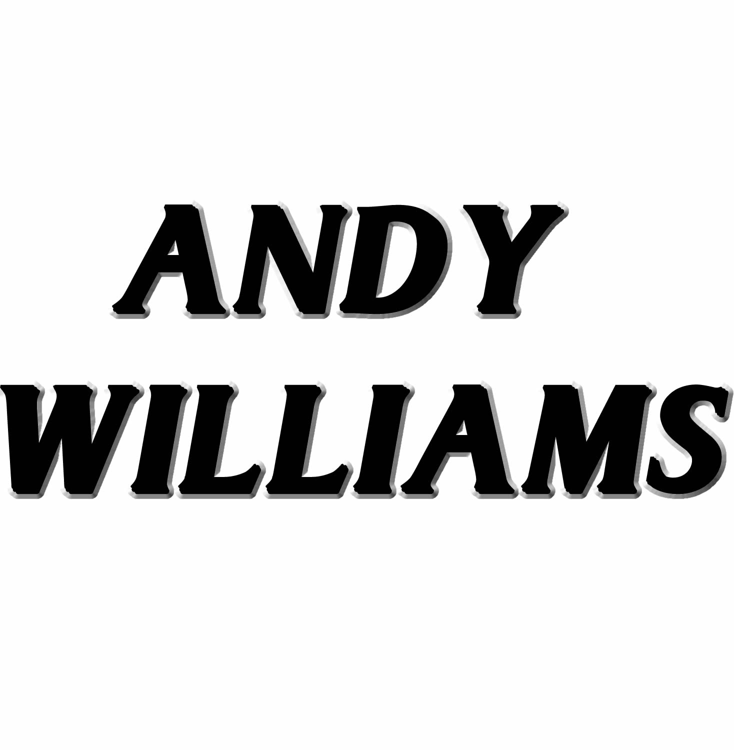 Vocal-Star Andy Williams Hits