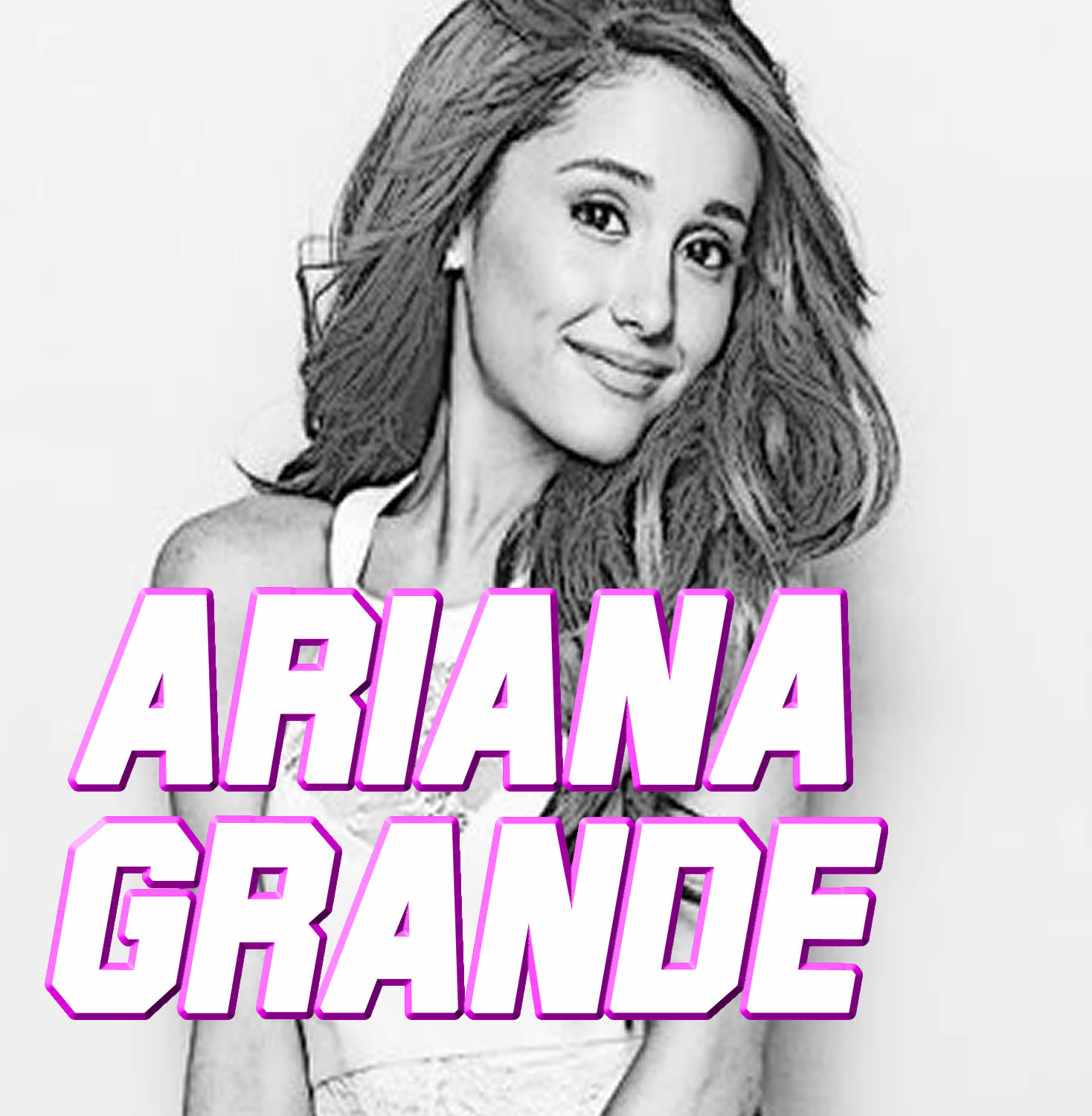 Vocal-Star Ariana Grande Hits