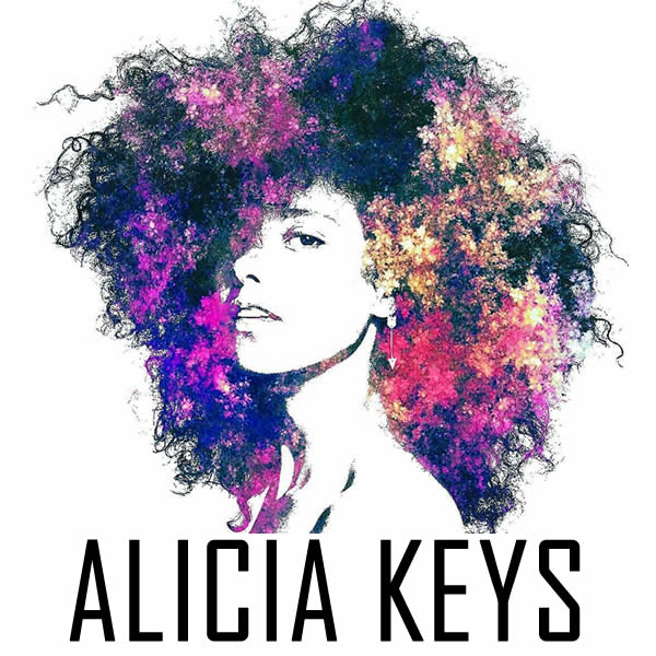 Vocal-Star Alicia Keys Hits
