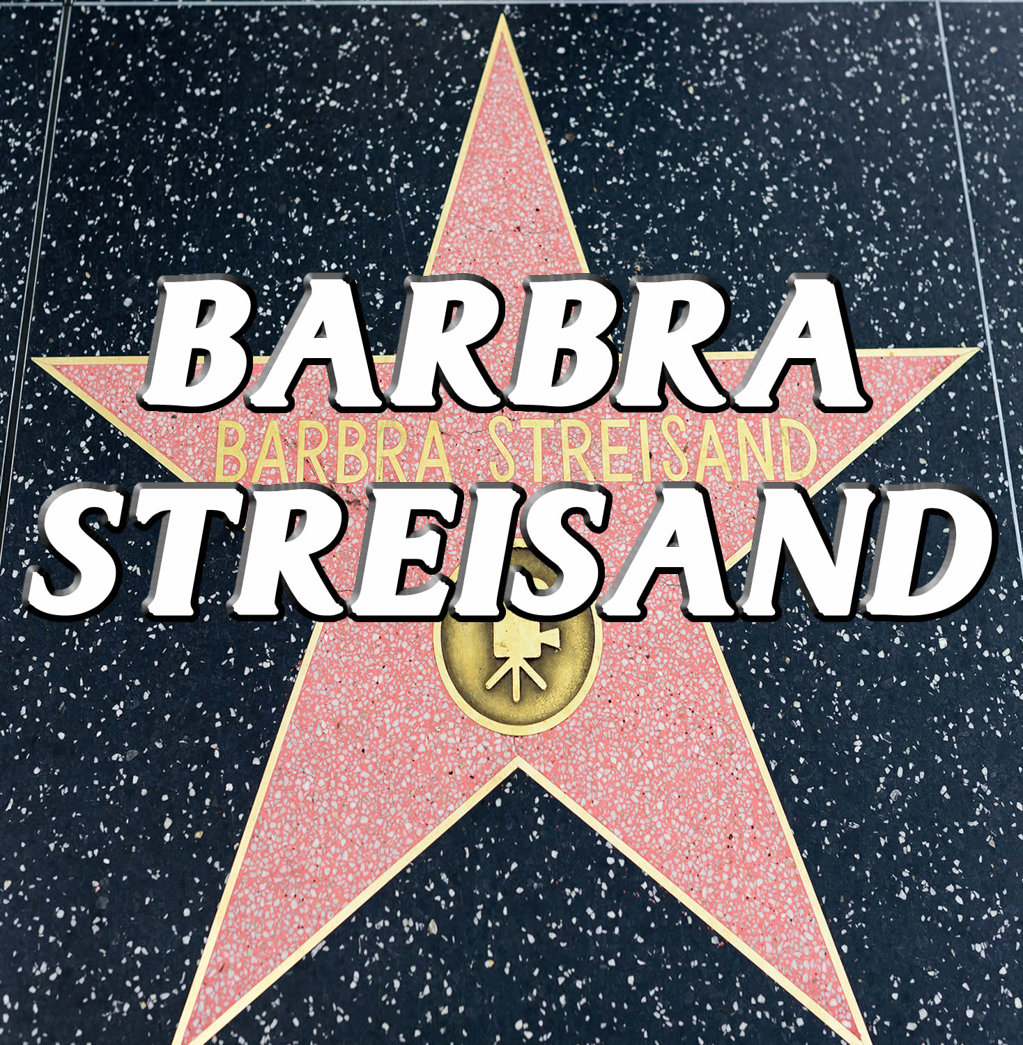 Vocal-Star Barbra Streisand Hits