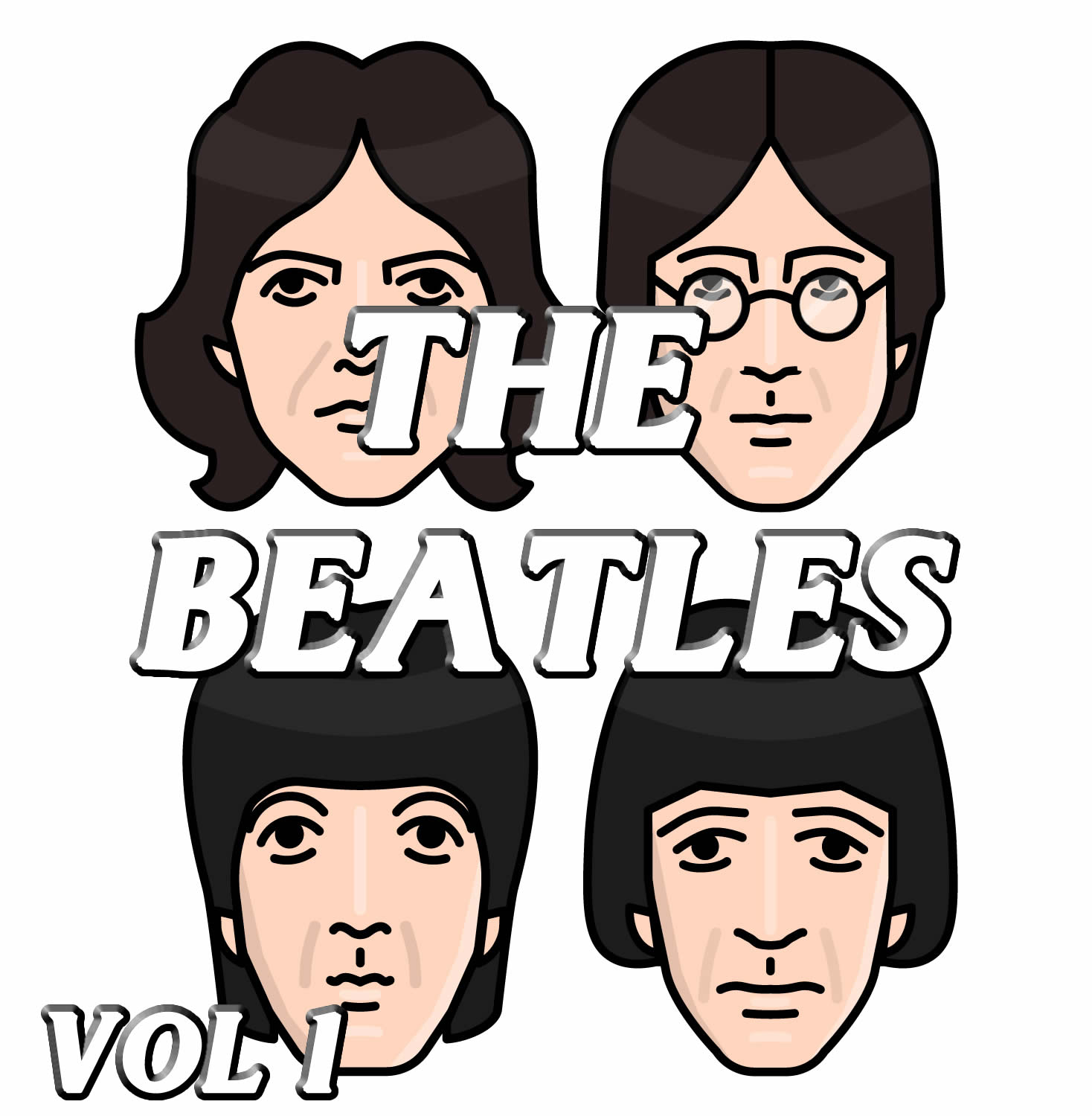 Vocal-Star Beatles Hits vol1
