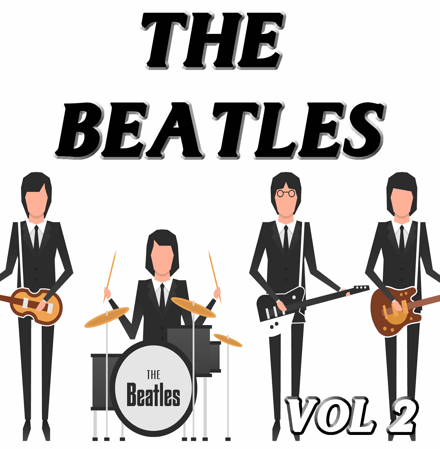 Vocal-Star Beatles Hits vol2