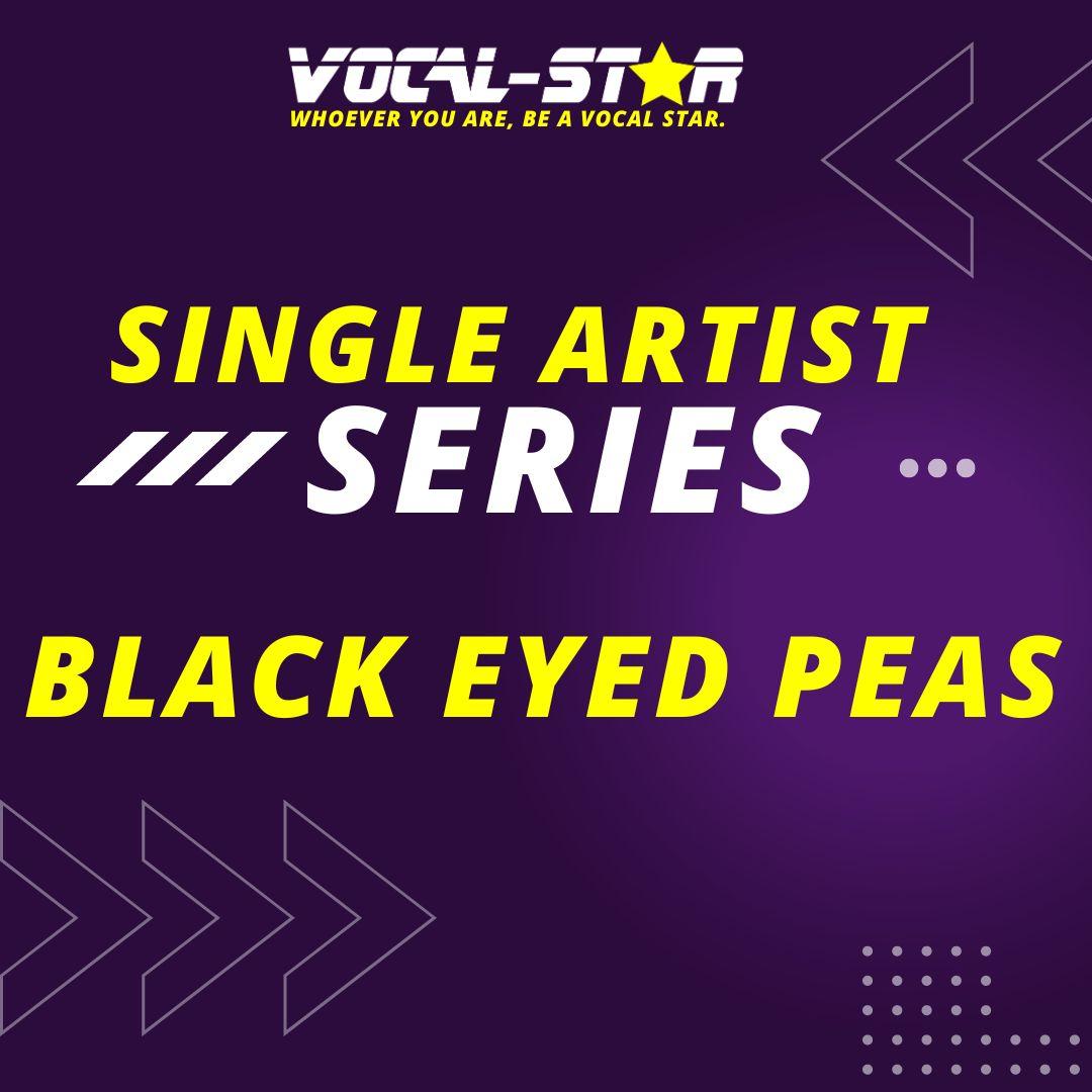 Vocal-Star Black Eyed Peas Hits