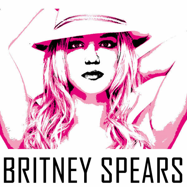 Vocal-Star Britney Spears Hits