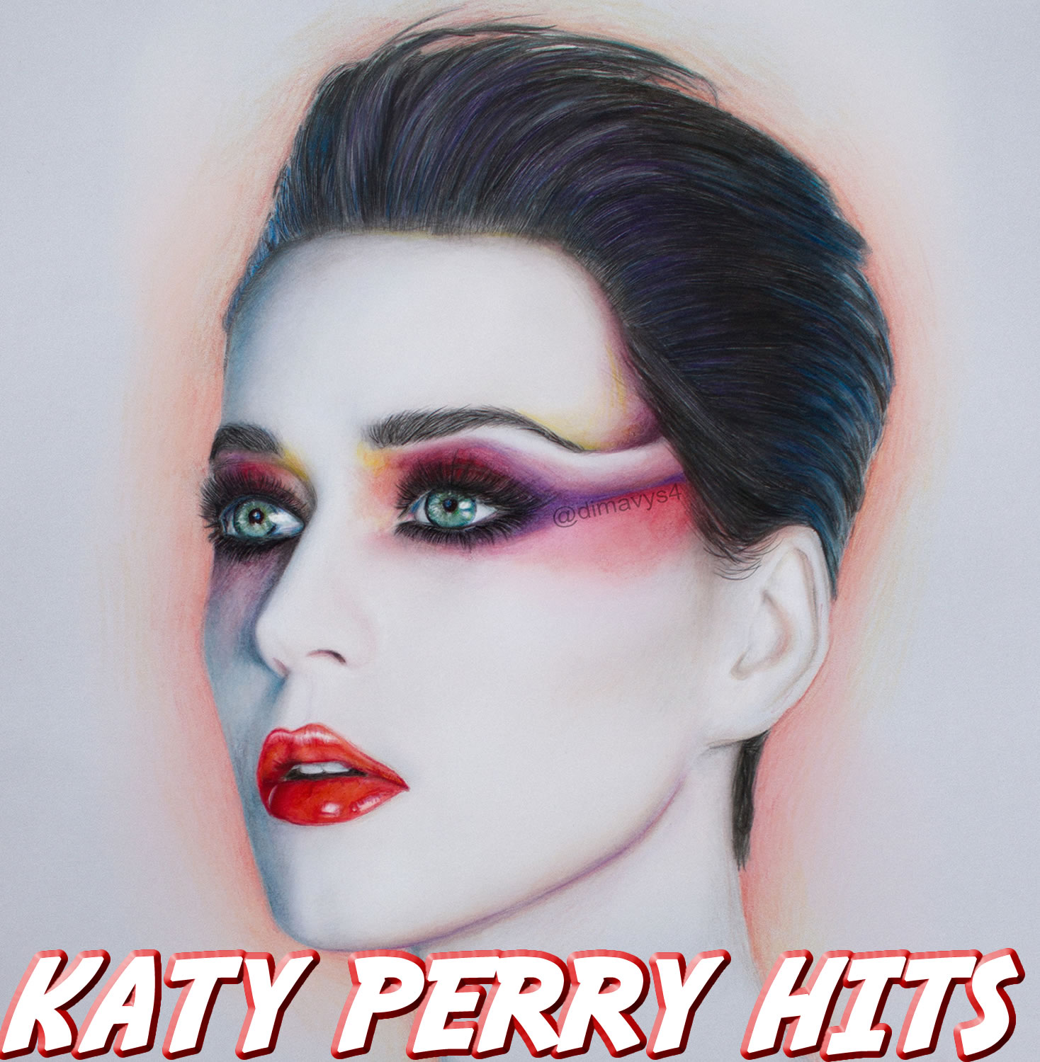 Vocal-Star Katy Perry Hits