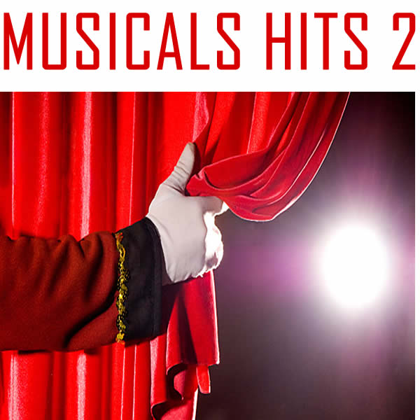 Vocal-star Musicals vol 2 Hits