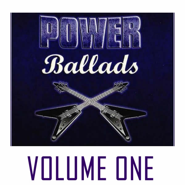 Vocal-Star Power Ballads vol 1 Hits