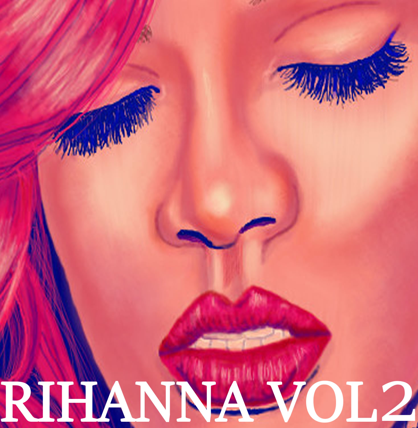 Vocal-Star Rihanna2 Hits
