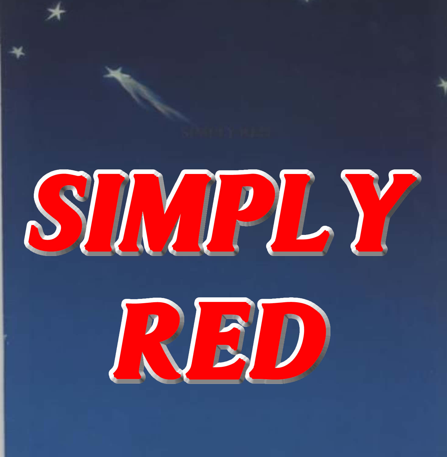 Vocal-Star Simply Red Hits