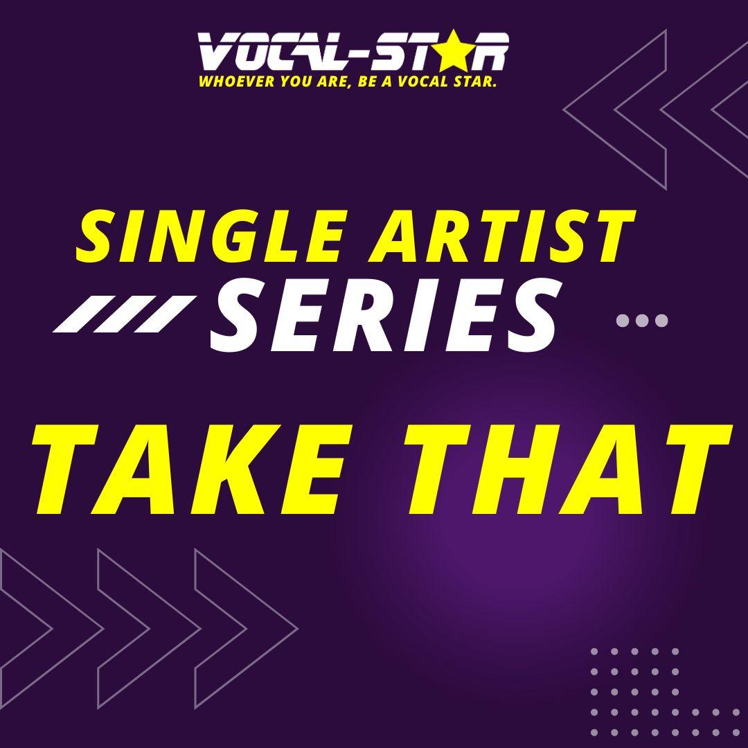 Vocal-Star Take That Hits