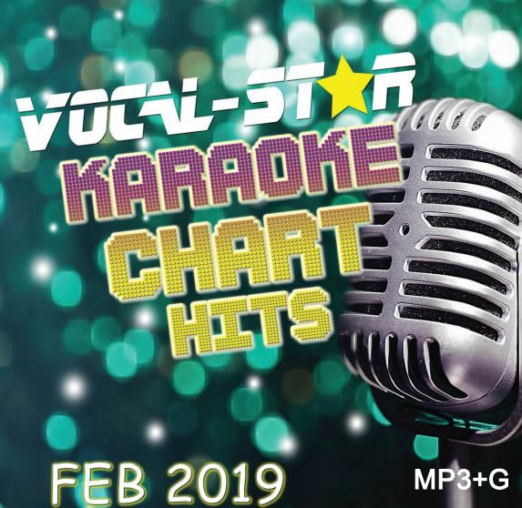 Vocal-Star February 2019 Hits Digital Download