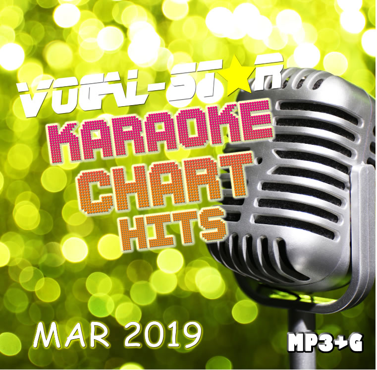 Vocal-Star March 2019 Hits Digital Download