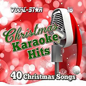 Vocal-Star Christmas Karaoke Disc Set 8 CDG Discs 40 Songs