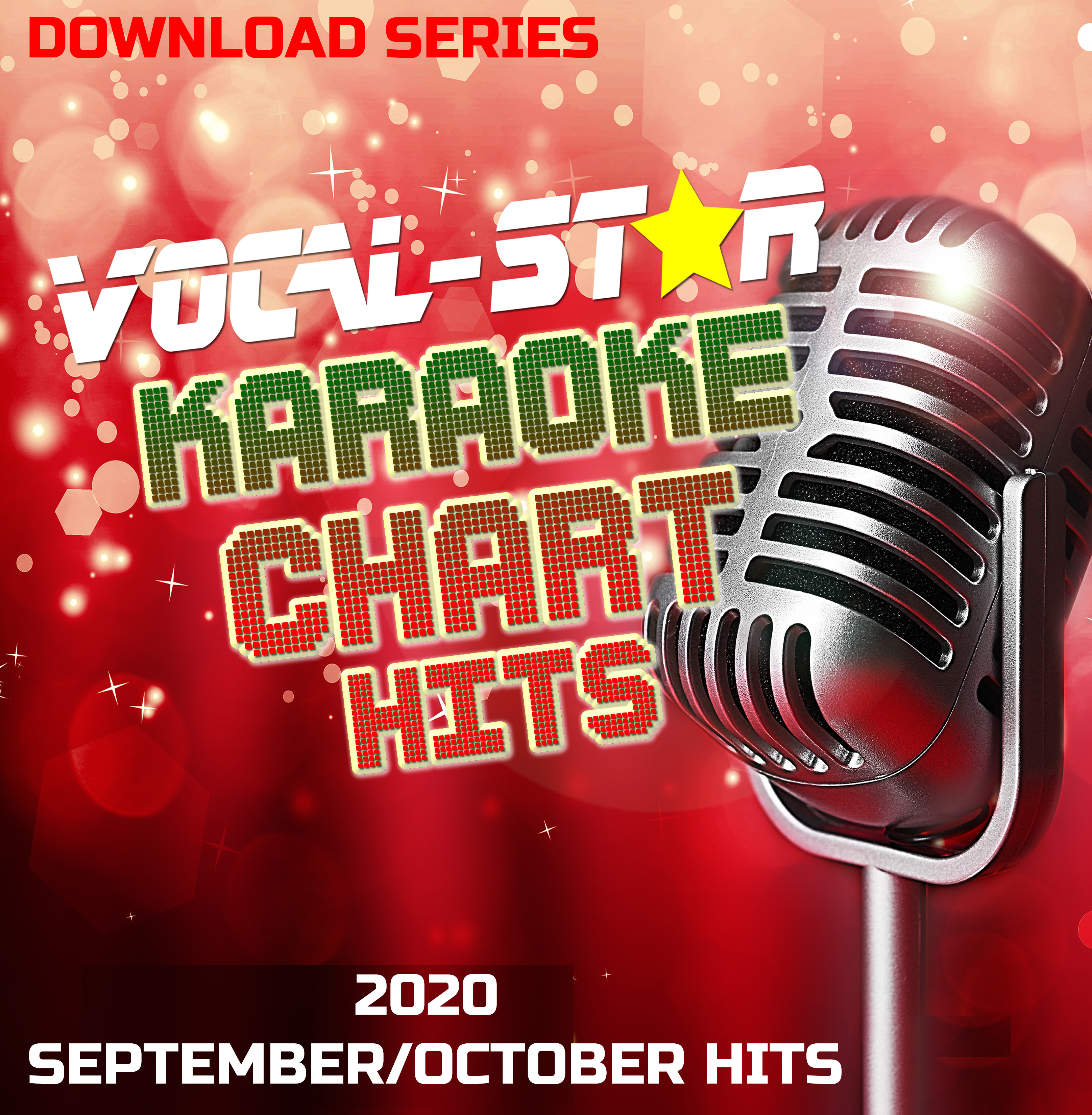 Vocal-Star Hits of September & October 2020 Digital Download