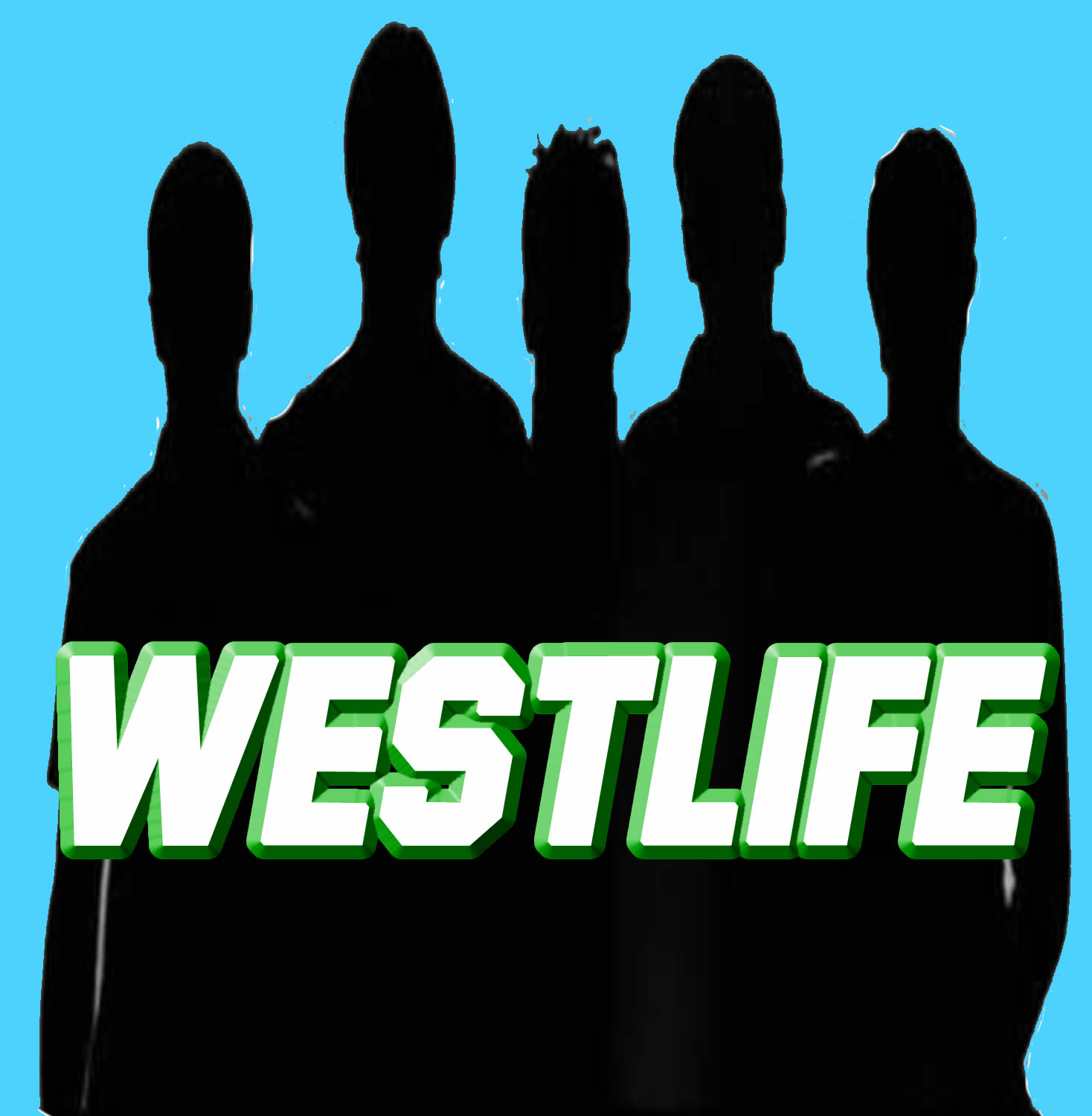 Vocal-Star Westlife Hits
