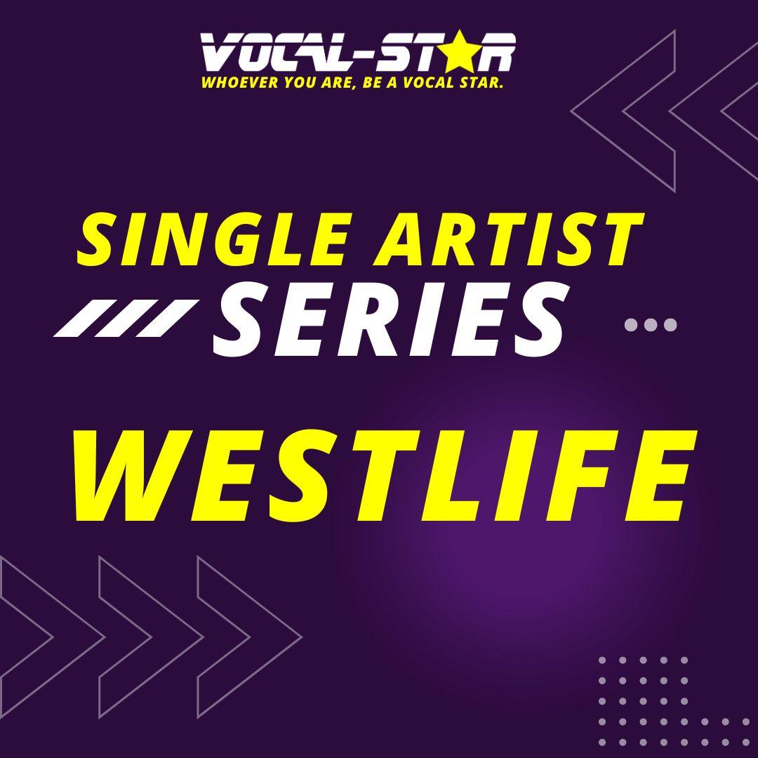 Vocal-Star Westlife Hits