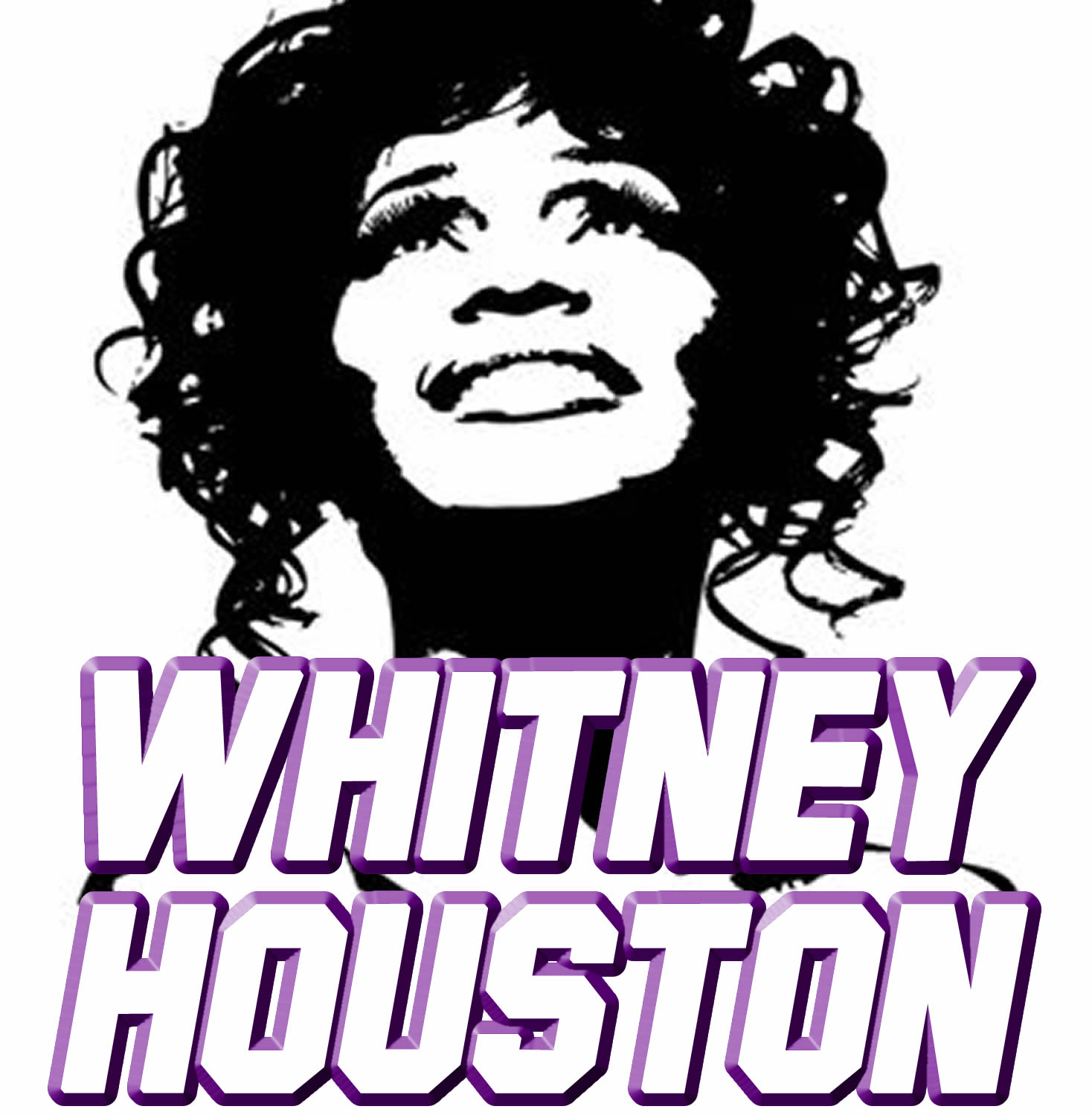 Vocal-Star Whitney Houston Hits