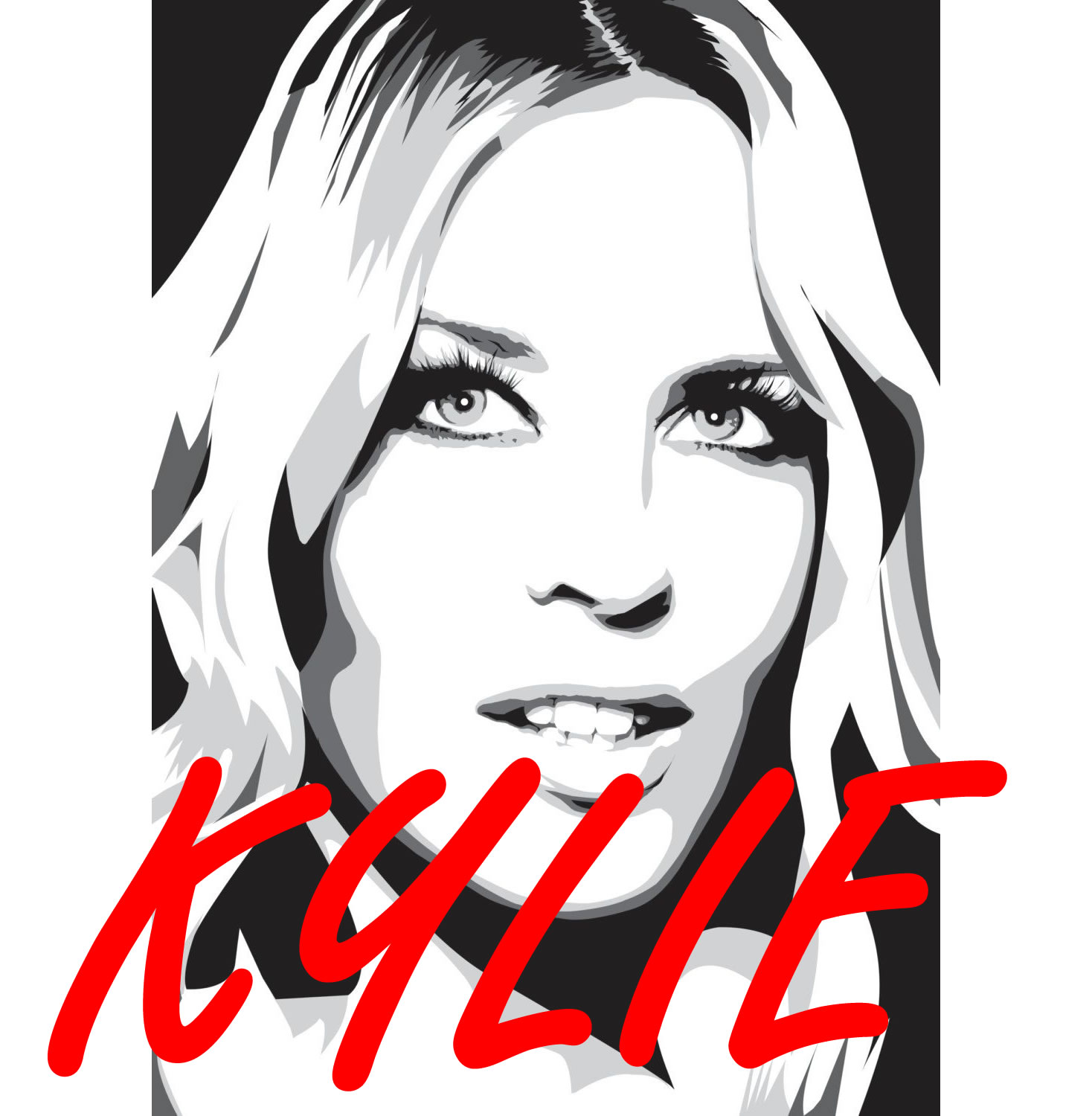 Vocal-Star Kylie Minogue Hits